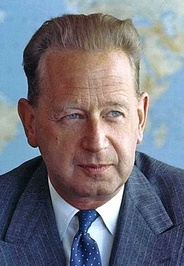Best quotes by Dag Hammarskjöld