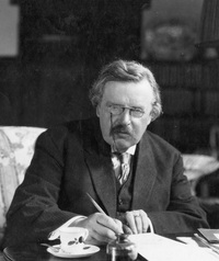 Best quotes by G.K. Chesterton
