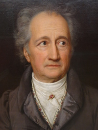 Best quotes by Goethe