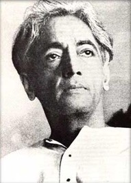 Best quotes by Jiddu Krishnamurti