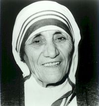 Best quotes by Mother Teresa