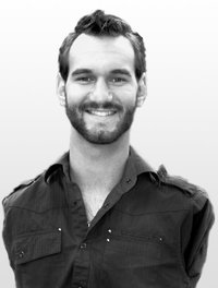 Best quotes by Nick Vujicic