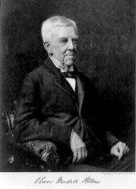 Best quotes by Oliver Wendell Holmes Sr.